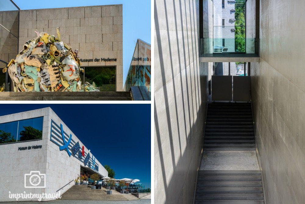 Salzburg Sehenswürdigkeiten Museum der Moderne
