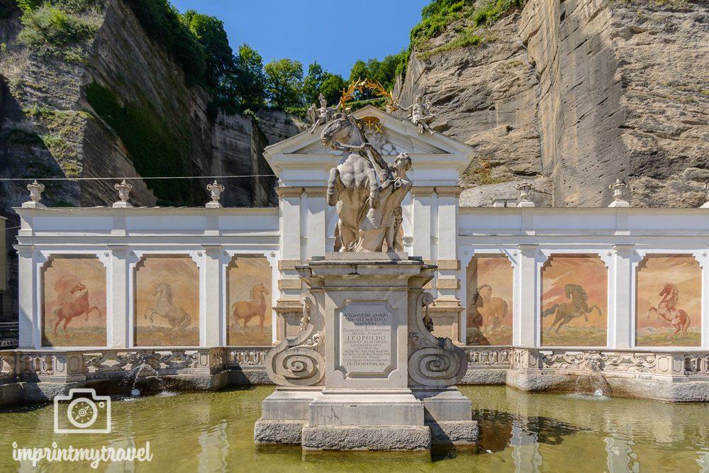 Highlights in Salzburg Pferdeschwemme