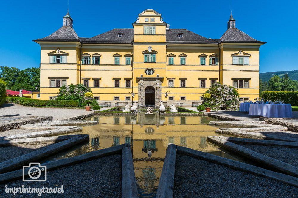 Salzburg Sehenswürdigkeiten Schloss Hellbrunn