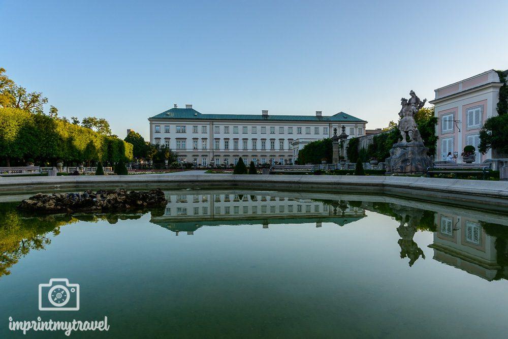 Salzburg Sehenswürdigkeiten Schloss Mirabell