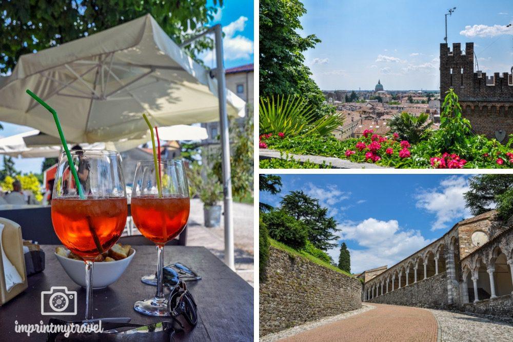 Ausflugsziel Dreiländereck Udine Castello