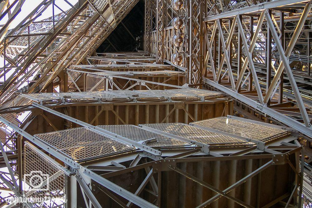 Paris Sehenswürdigkeiten Eiffelturm