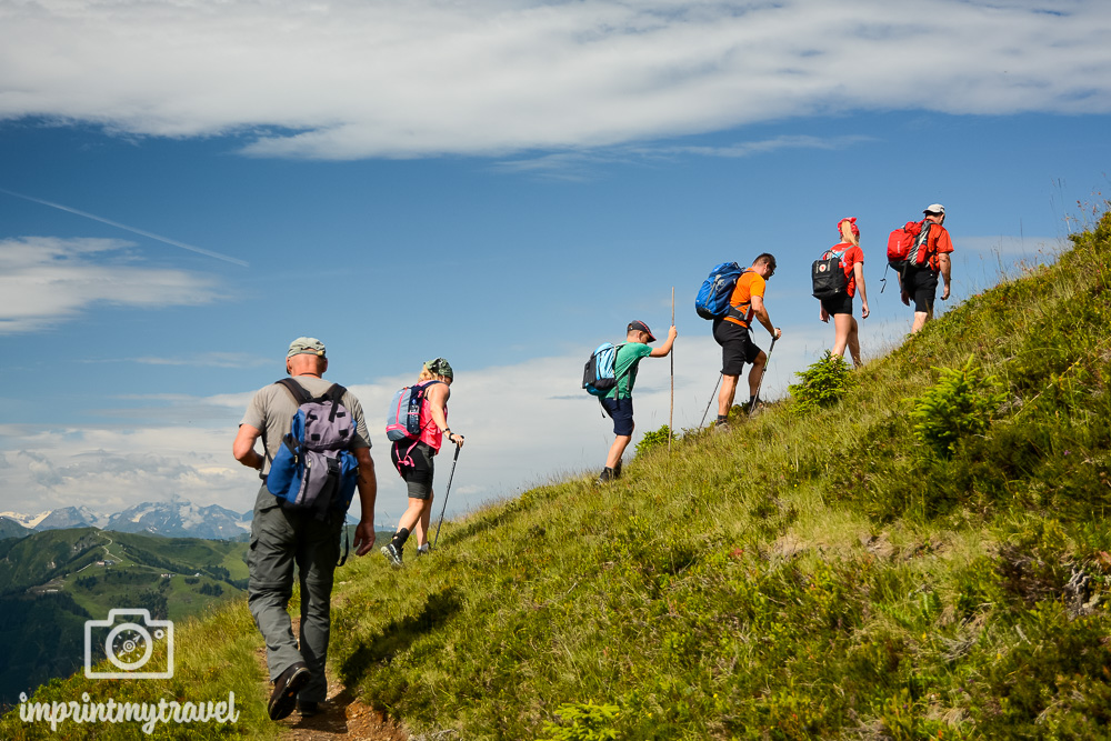 Wandern in Großarl Gipfelstürmer