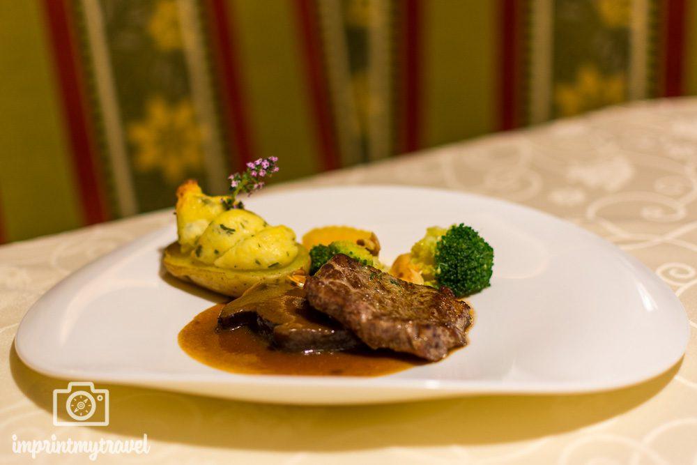 Kulinarik im Hotel Gratz in Großarl