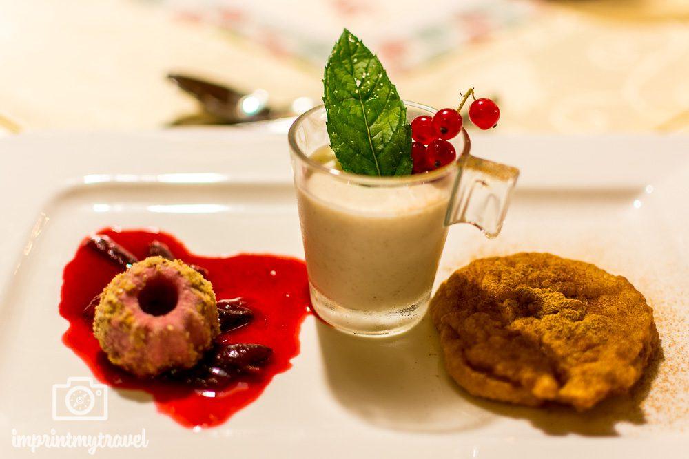 Gala-Dinner im Hotel Gratz in Großarl