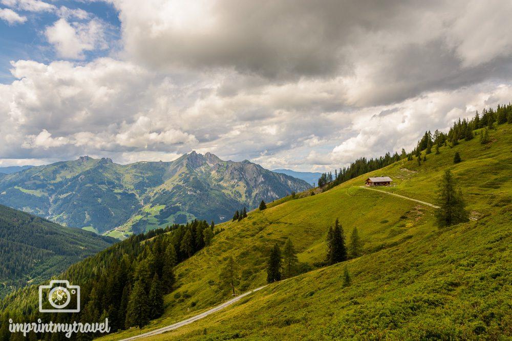 Wandern in Großarl Hütten