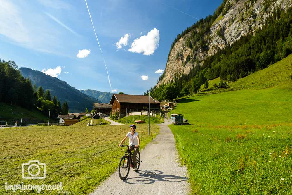 Fahrradtour Großarl