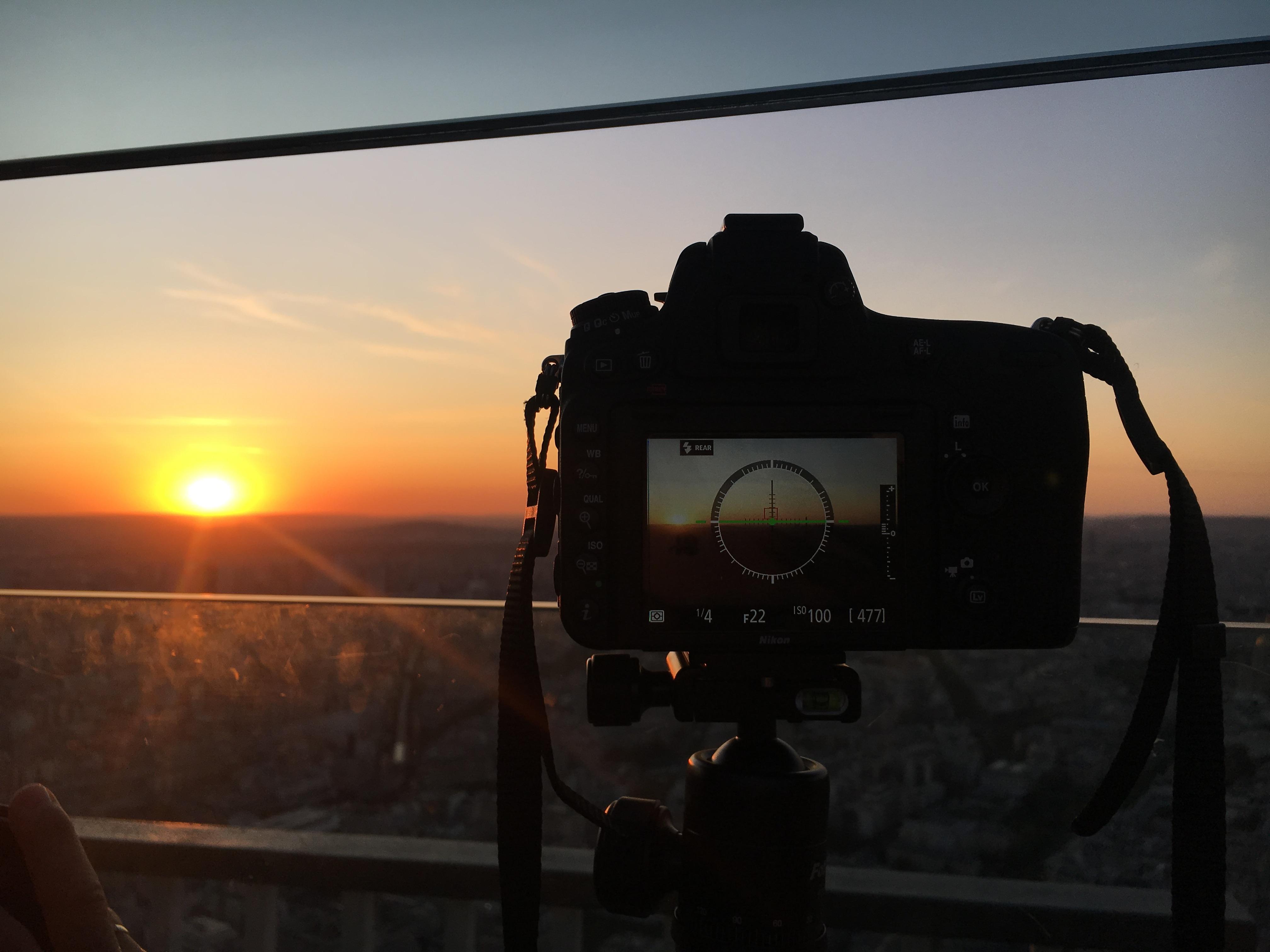 Paris Aussichtsplattform Tour Montparnasse