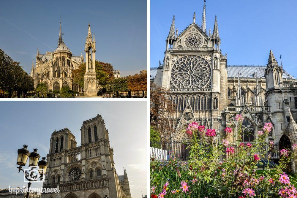 Paris Sehenswürdigkeiten Notre Dame