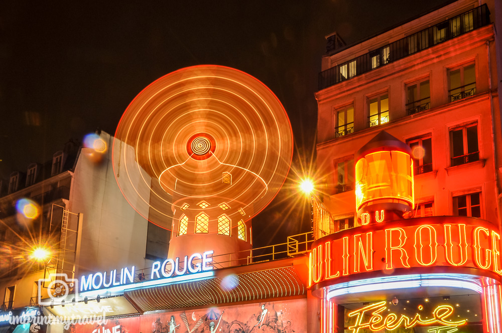 Paris Highlights Moulin Rouge