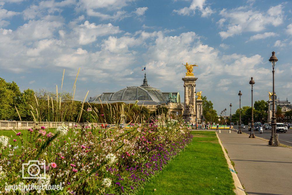 Paris Sehenswürdigkeiten Grand Palais