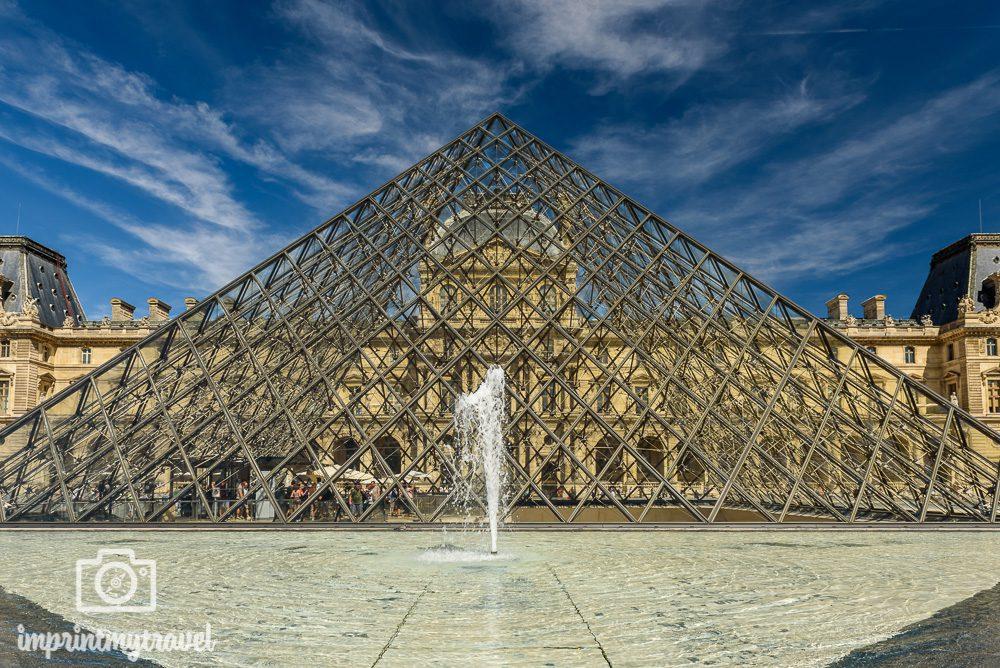 Paris Sehenswürdigkeiten Louvre