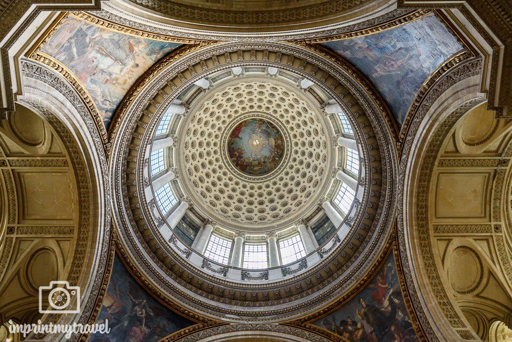 Pantheon Kuppel