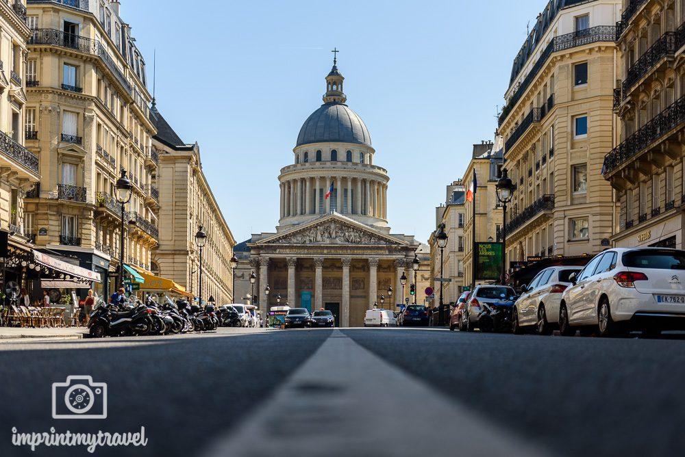Paris Sehenswürdigkeiten Pantheon