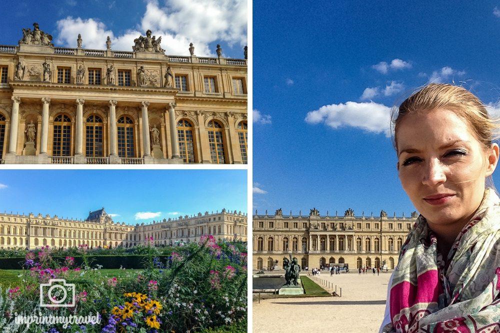 Paris Sehenswürdigkeiten Schloss Versailles