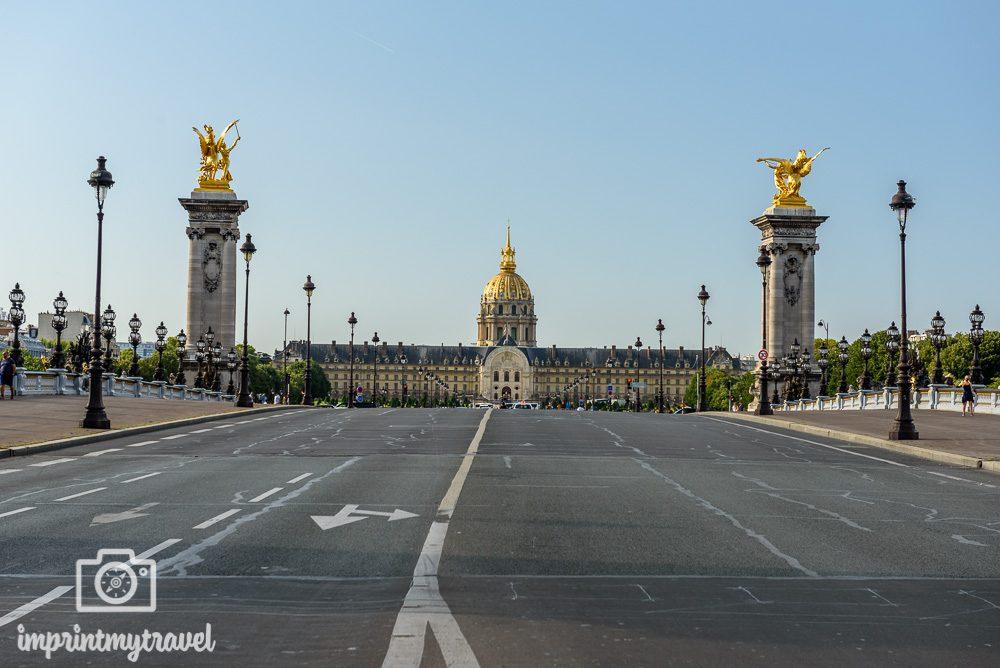 Sehenswürdigkeiten Paris Invalidendom