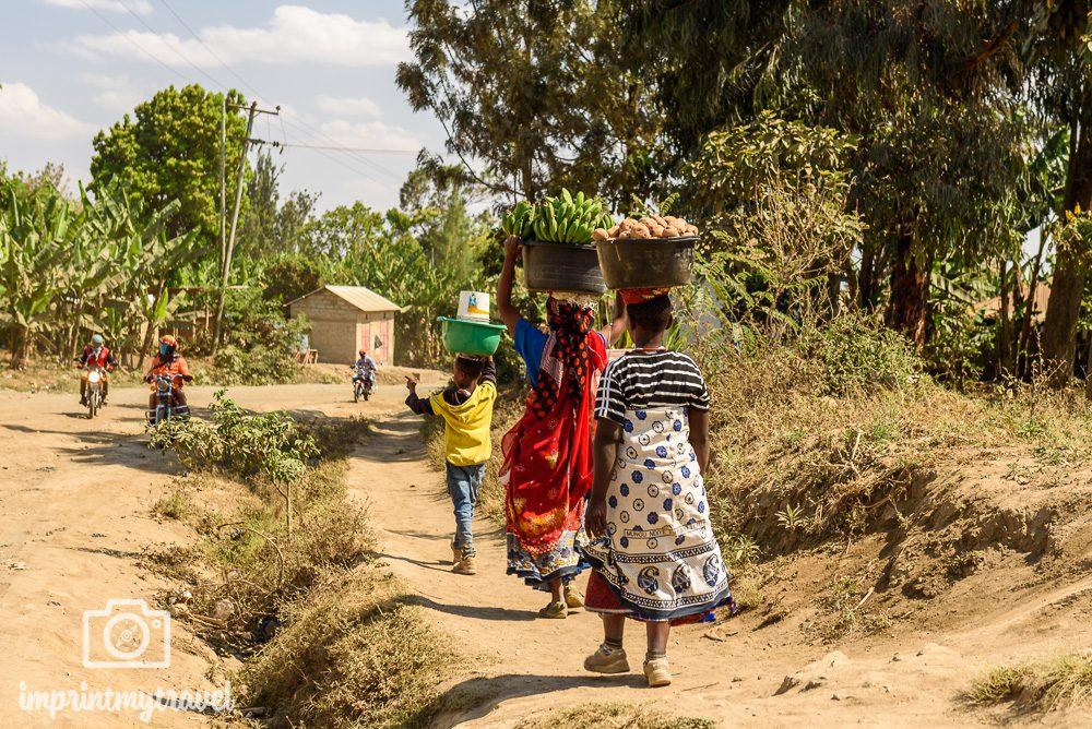 Fotoreise Tansania Stadttour Arusha