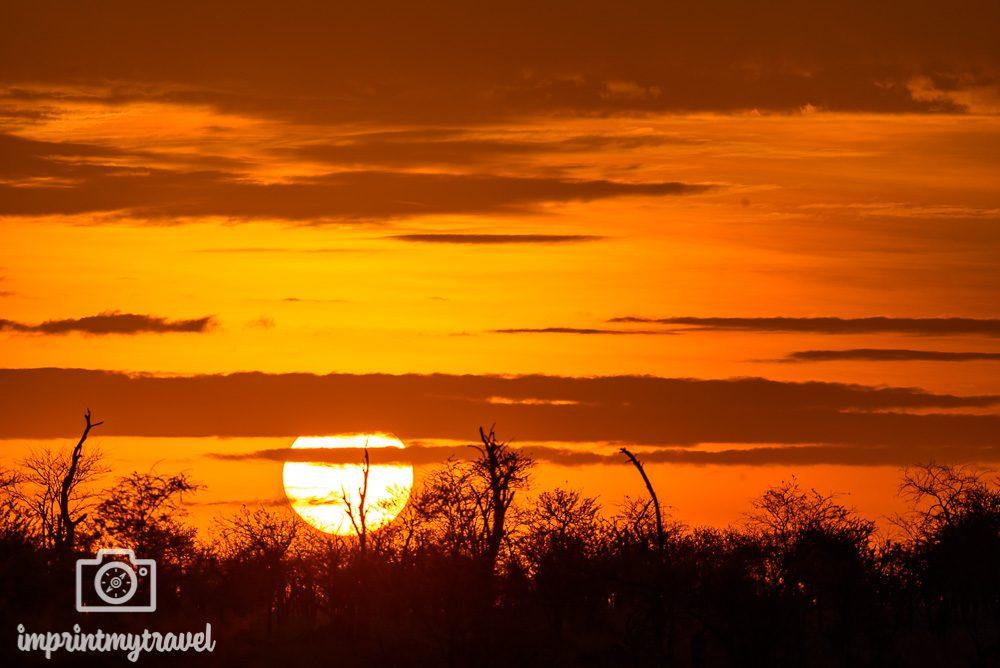 Fotoreise Tansania Sonnenaufgang