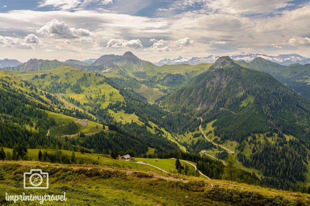 Fotoparade 2019: Berge (Großarl)