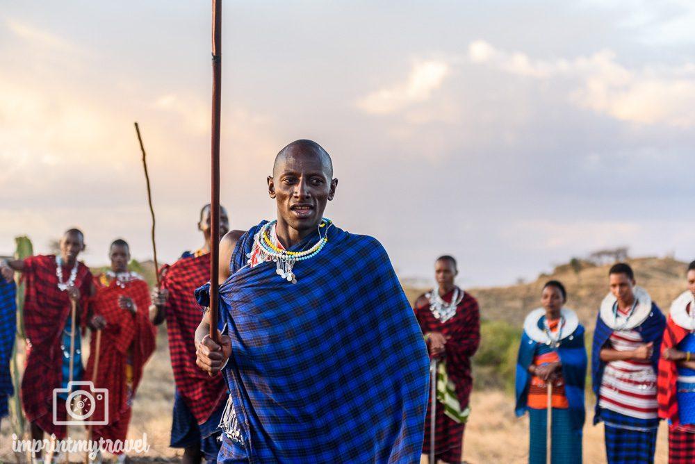 Fotoparade 2019: fremdländisch (Maasai Tanz)