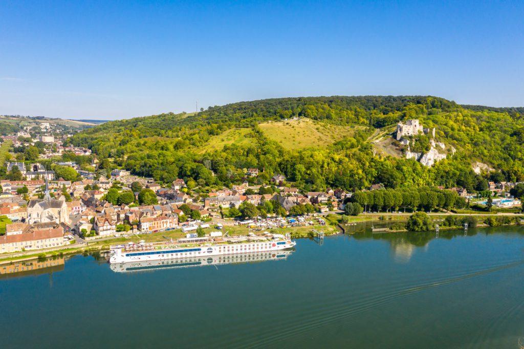 A-Rosa Flusskreuzfahrt auf der Seine Normandie