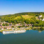 A-Rosa Flusskreuzfahrt auf der Seine- Erlebnis Normandie