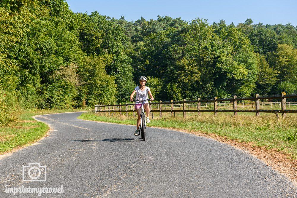 A-Rosa Flusskreuzfahrt Seine Fahrradtour