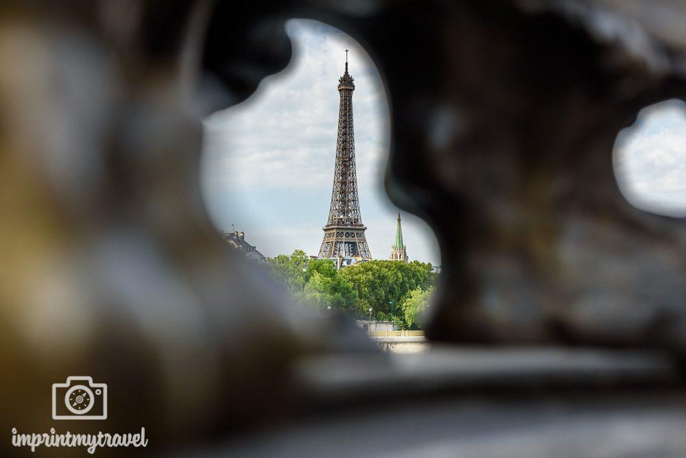 A-Rosa-Flusskreuzfahrt Seine Paris