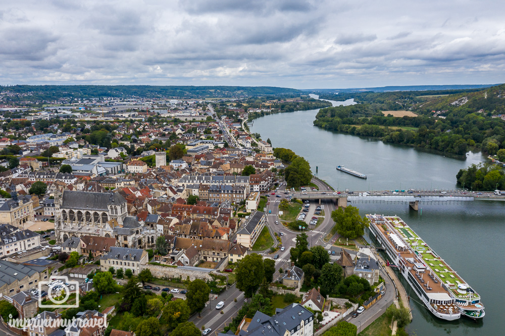 A-Rosa Flusskreuzfahrt Normandie Vernon