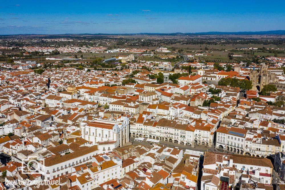 Portugal Alentejo Sehenswürdigkeiten Evora