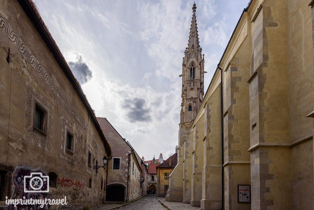 Bratislava Stadtführung