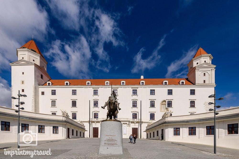 Bratislava Sehenswürdigkeiten Burg
