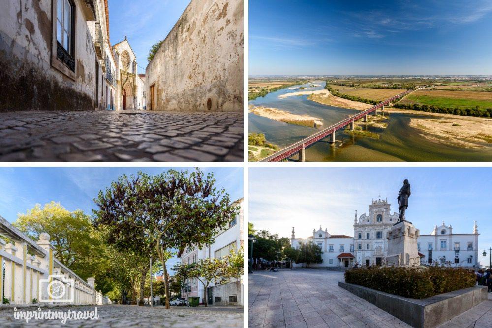 Portugal Alentejo Sehenswürdigkeiten Santarem