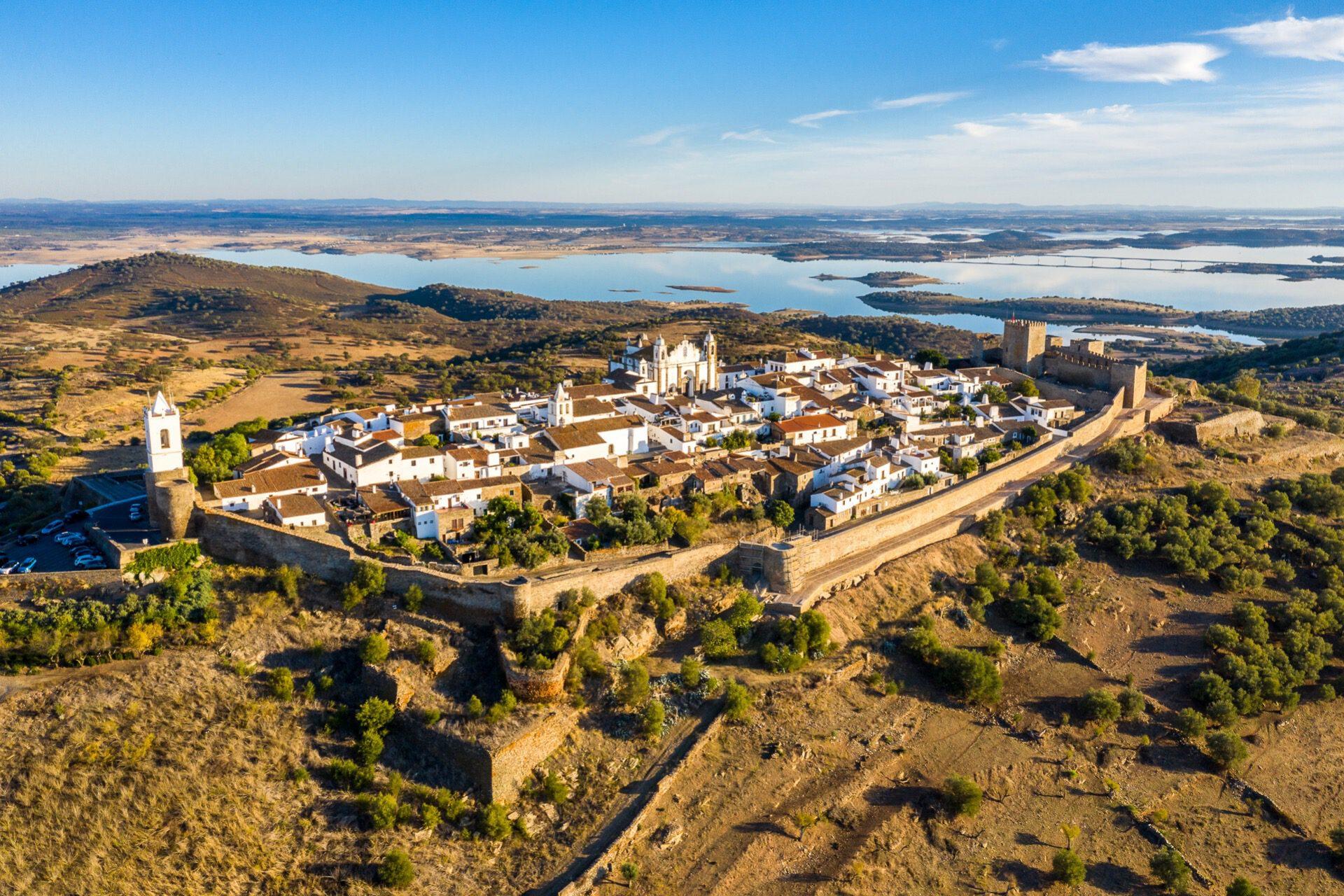 Portugal Alentego Sehenswürdigkeiten Titel