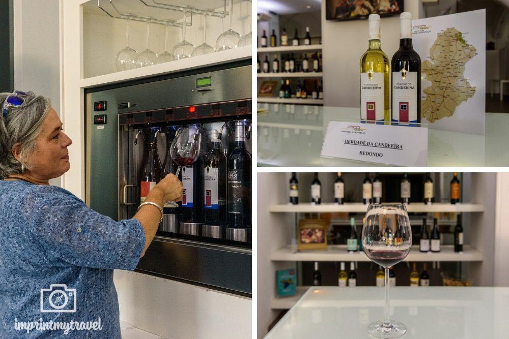 Portugal Alentejo Wein