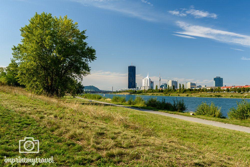 Ausflugstipps Wien Donauinsel