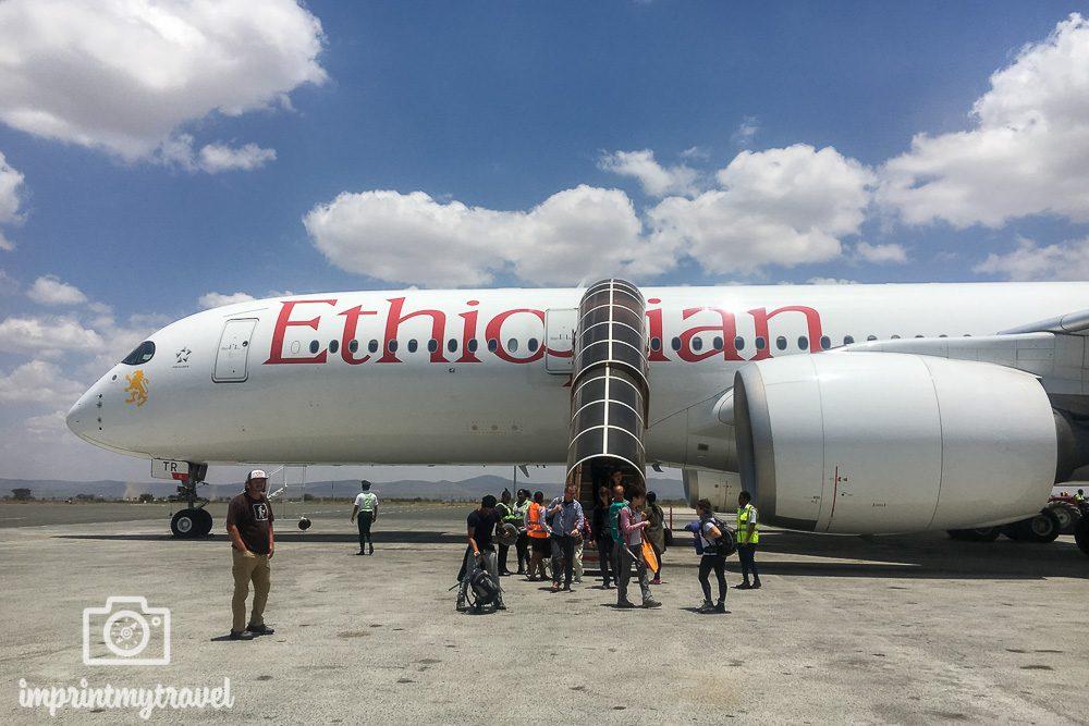 Flüge nach Tansania finden