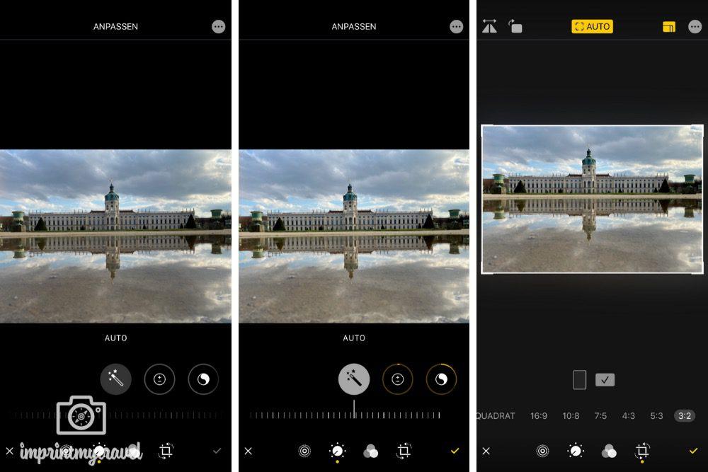 iPhone 11 Pro interne Bildbearbeitung