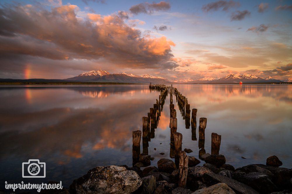 Landschaftsfotografie Tipp: Wolken nutzen