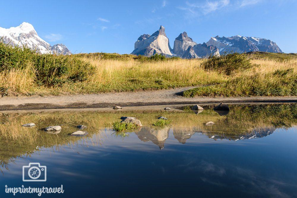 Spiegelung in der Landschaftsfotografie