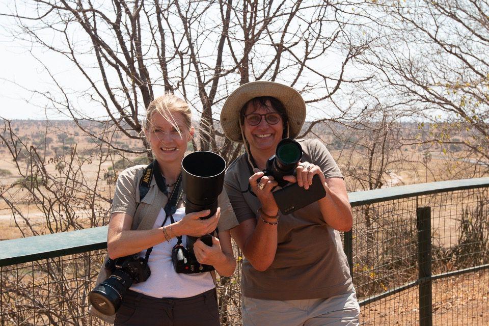 Safari Packliste Kameras