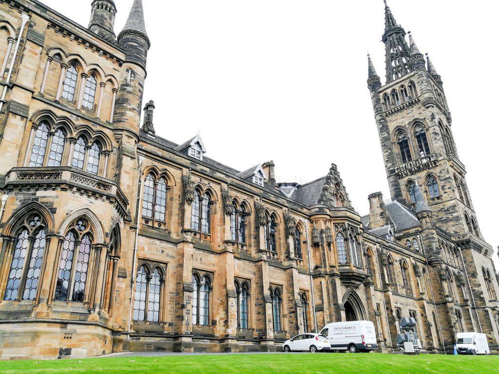 Schottland Reise Glasgow
