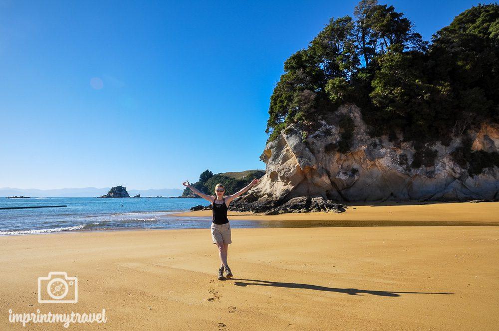 Traumdestination Abel Tasman Nationalpark