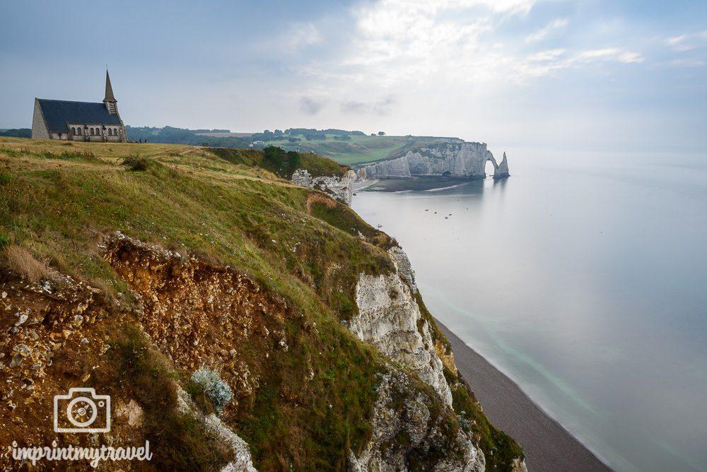 Die schönsten Regionen der Welt Alabasterküste, Normandie