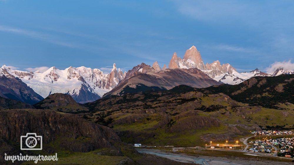Die schönsten Orte der Welt El Chaltén