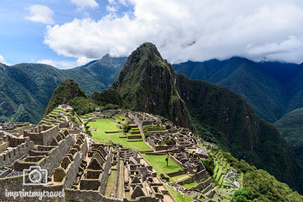 Die schönsten Orte der Welt Machu Picchu