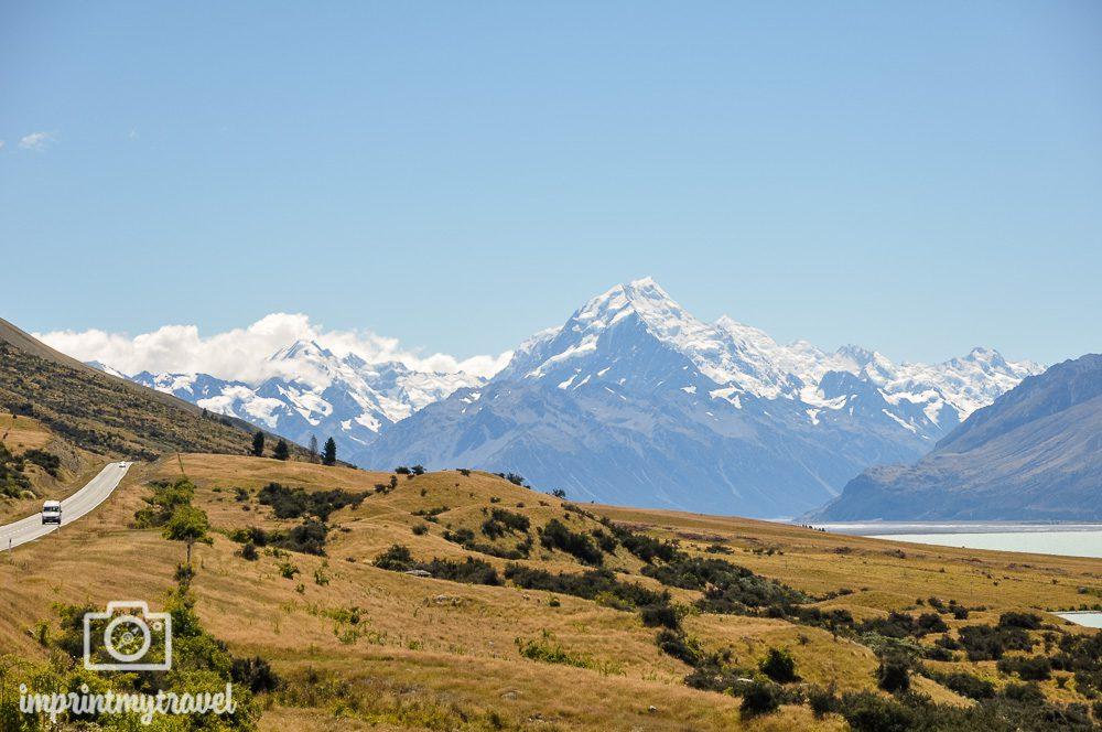 Traumdestination Mount Cook