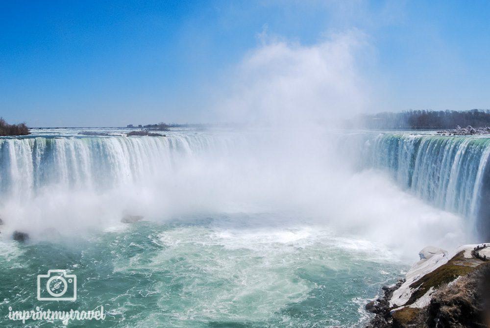 Die schönsten Plätze der Welt Niagara Falls