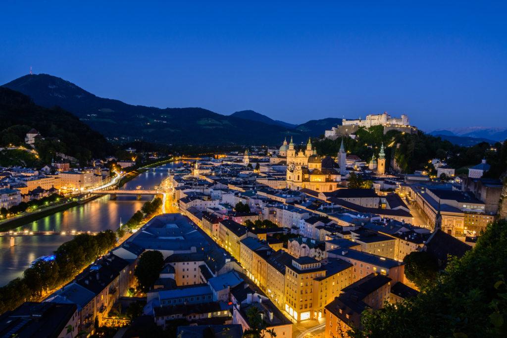 Die schönsten Städte der Welt Salzburg