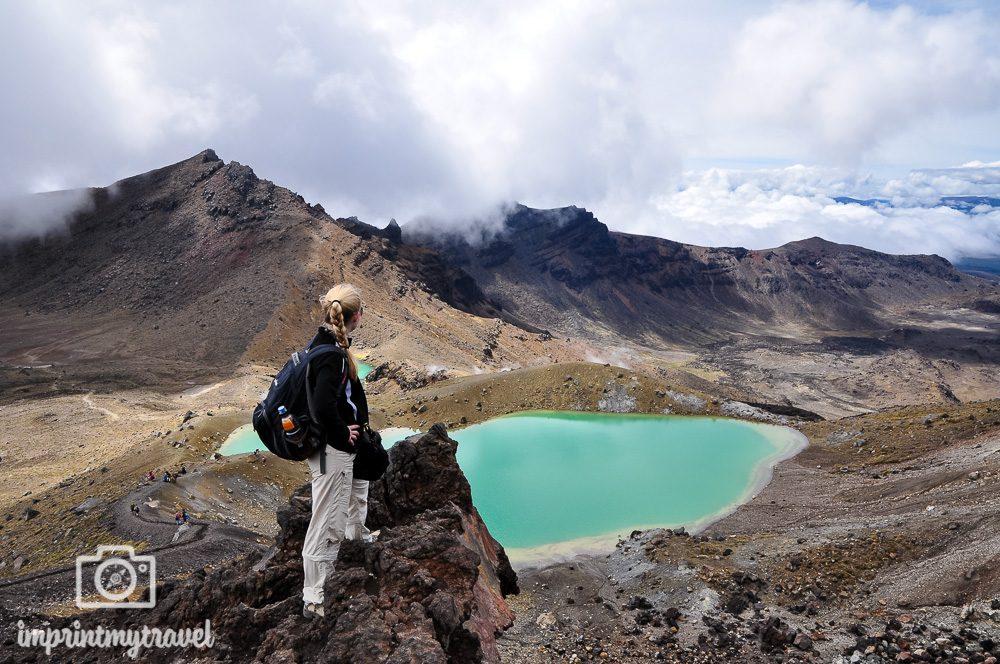 Eine der beliebtesten Wanderungen der Welt Tongariro Crossing
